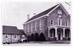 North & Southampton Reformed Church | Churchville, PA